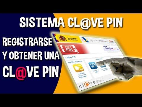 Cl@ve PIN. Cómo registrarse en este sistema de identificación personal