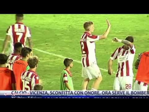 Coppa Italia VICENZA-FOGGIA 1-3. La sintesi della gara