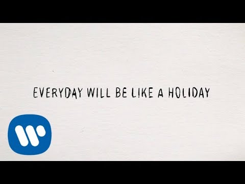 Eric Clapton - Everyday Will Be Like A Holiday (Official Music Video)