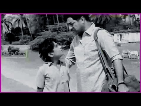 Ramu Telugu Movie Scene - Ntr ,jamuna, Pushpalatha video