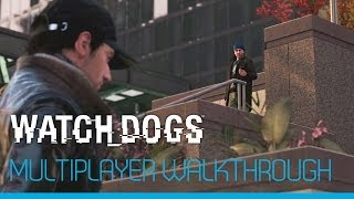 Watch_Dogs  9 minutes Multiplayer Gameplay Demo UK