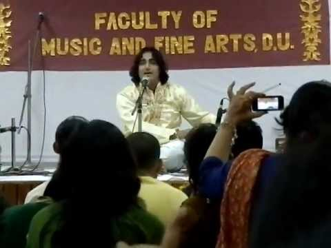 Mere Ranjha Palle Pade By Jasbeer Singh Kainth At University Of Delhi video