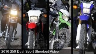 2010 250 Dual Sport Shootout