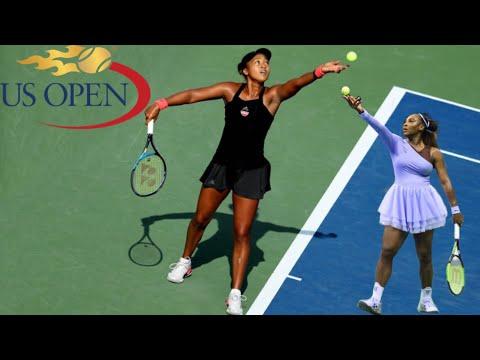 US OPEN 2018. Теннис: Прогноз женского финала Serena Williams vs. Naomi Osaka