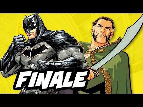 Gotham Season 3 Episode 22 Finale Batman Begins TOP 10 and Comic Easter Eggs