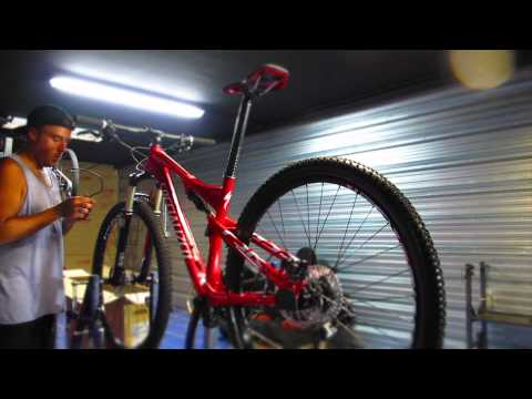 GoPro Canarias - Specialized Epic Comp 29 (2013) Assembly