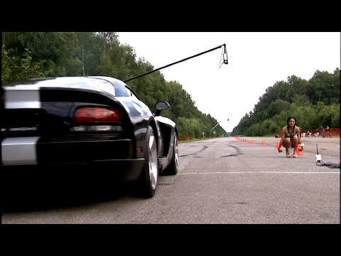 Nissan GT-R vs Dodge Viper SRT-10 Supercharged Music Videos