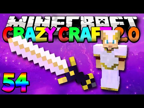 Minecraft Mods Crazy Craft 2.0 ROYAL GUARDIAN SET Modded Survival #54 w Lachlan