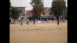 Rao Imran Tape Ball Batting