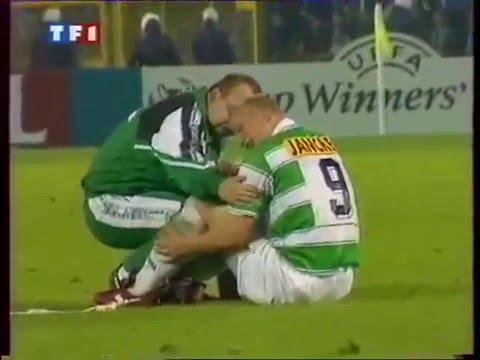 PSG 1-0 Rapid de Vienne (Finale de Coupe des Coupes 1995-1996)