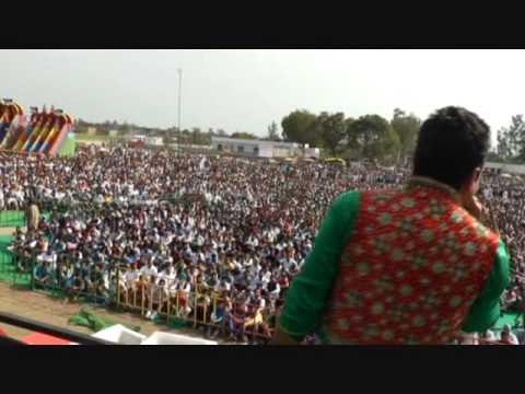 Deep dhillon & Jasmine Jassi Live in Kamiana Mela
