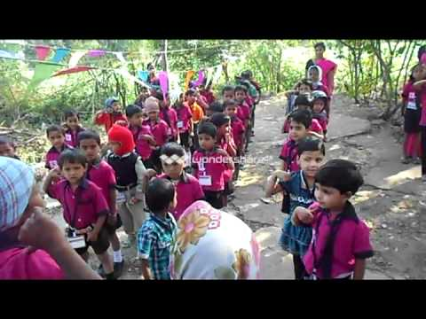 Shah English Medium School Kini Taluka Bhokar District Nanded Maharashtra India video