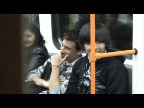 Bodhisattva in metro Sofia (part two)-Official flashmob video Sofia, Bulgaria /  SG Events Bulgaria