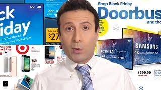 TOP 2019 BLACK FRIDAY TECH DEALS - LIVE DOORBUSTER SHOW!!