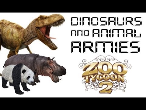 Zoo Tycoon 2 - Dinosaurs and Animal Armies
