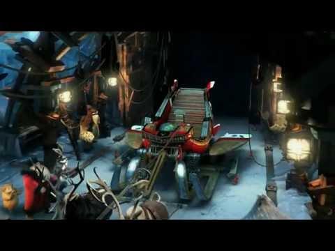 мультфильм Хранители снов 3D (трейлер) 2012