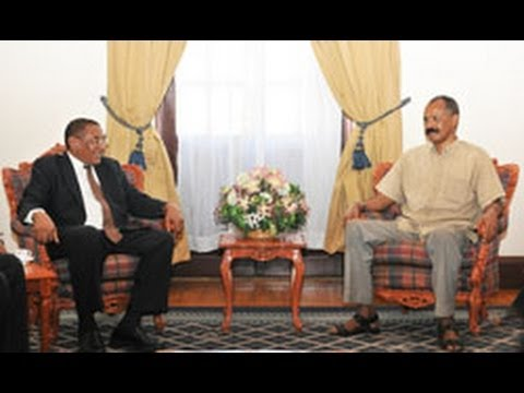 Eritrea: President holds talk with high-level Sudanese government delegation - (Eri-TV News)