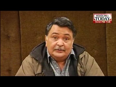 Rishi Kapoor On 'Why Equate Food And Religion?'