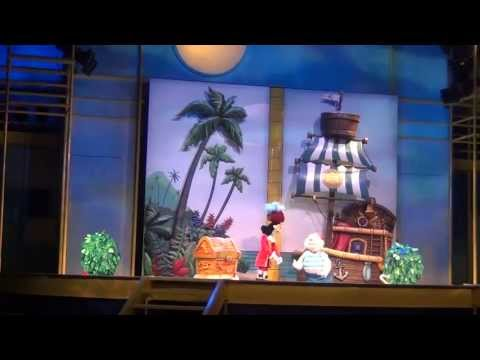 The New Disney Junior Live on Stage at Disney World's Hollywood Studios Full Show