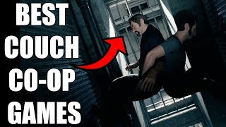 15 BEST Couch Co-Op Games of ALL TIME [PS4, Xbox One, PC, Switch, Xbox One X, PS4 Pro & Others]