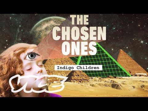 Inside the Strange, Psychic World of Indigo Children
