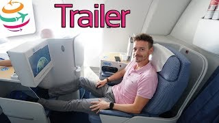 Trailer China Southern Airlines Business Class A330-300 | GlobalTraveler.TV