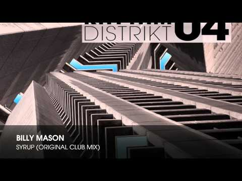Billy Mason - Syrup