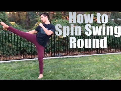 How to Spin Swing Round | Tricking Tutorial #26