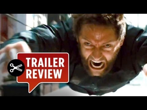 Instant Trailer Review : Wolverine TRAILER (2013) – Hugh Jackman, X-Men Movie HD