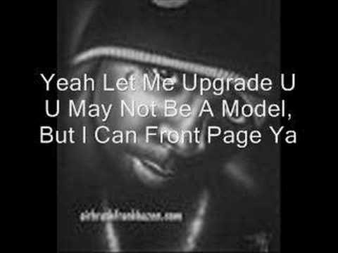 Upgrade U freestyle w lyrics  Lil Wayne