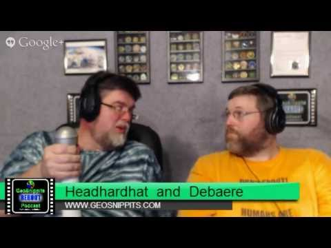 GeoSnippits Reboot Podcast: Episode 019 - Geocaching 101: Geocache Sizes and Creative Containers