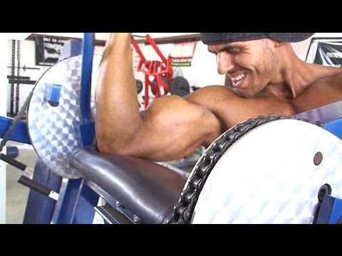 Website Muscle - March 2014 Ultra Bodybuilding Video Clip Previews video