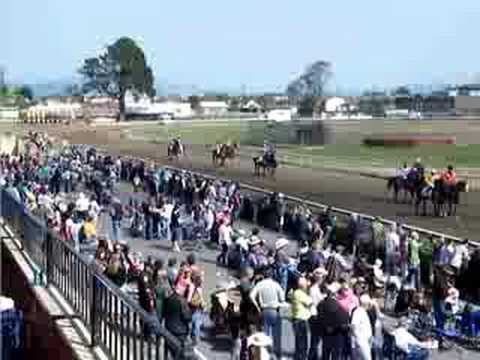 Humboldt County Fair 2008 - Horse Racing