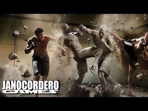 ¿Cómo entrenan los peleadores de la UFC?