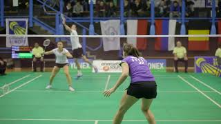 18° Yonex Italian international - Il trailer