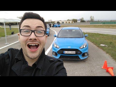 LA VOITURE DE SPORT DU MOMENT : Ford Focus RS