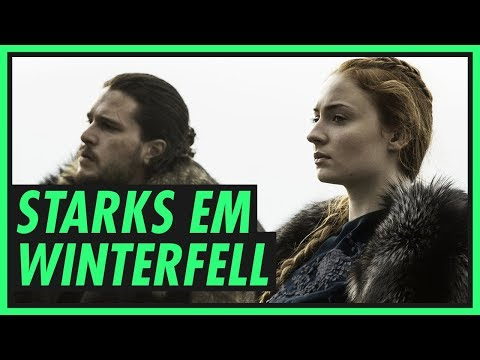 Starks em Winterfell e Sansa grávida? | GAME OF THRONES