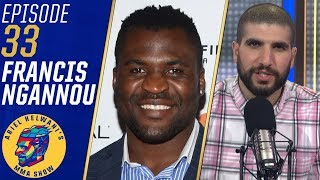 Francis Ngannou wants to fight Cain Velasquez at his best | Ariel Helwani's MMA Show