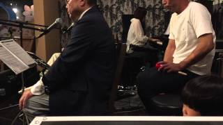 坂元屋ライブに出演しました。弾いてもらい語りユニットです。kuraja