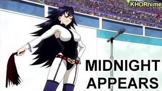 R-Rated Hero, Midnight Appears! | Funny Anime Moments | Boku no Hero Academia 2nd Season HD