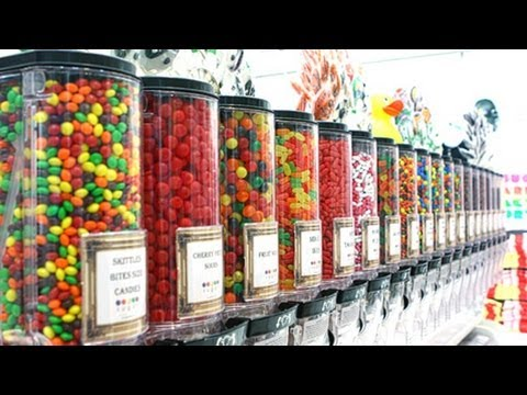 All Access at The Sugar Factory: Bieber Pops and Candy Poopers! - GUEST LIST ONLY (Part 2 of 2)