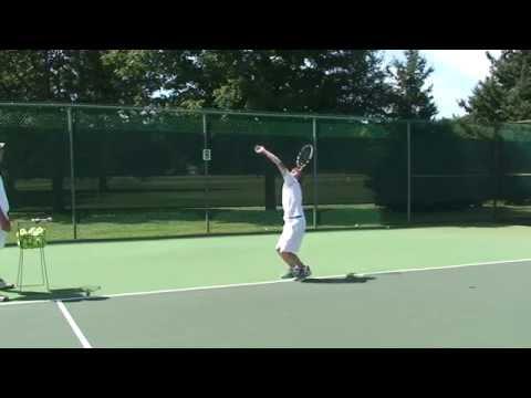 Kyle Hughes Tennis (Brooks School)