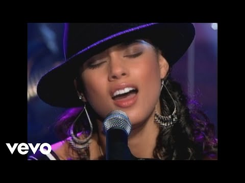 Alicia Keys - Diary (Live) ft. Tony Toni Ton, Jermaine Paul