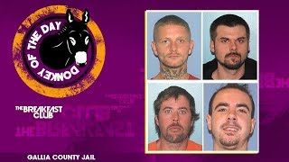 Three Gallia County Jail Escapees Caught In North Carolina