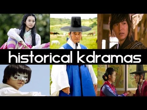Top 5 Historical Korean Dramas of 2012 - Top 5 Fridays