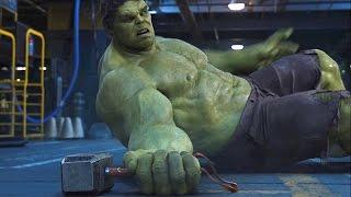 Download Thor vs Hulk - Fight Scene - The Avengers (2012) Movie Clip HD 3Gp Mp4