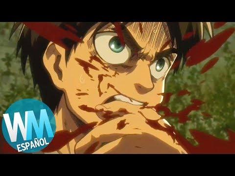 ¡Top 10 Mejores Secuencias de Transformaciones en Anime!