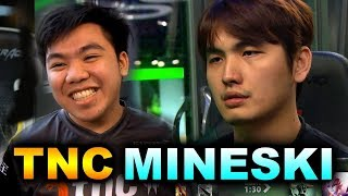 TNC vs MINESKI - KING OF SEA #TI8 - THE INTERNATIONAL 2018 DOTA 2