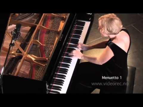 Mozart: Sonate kv 282 Performed by Torhild Fimreite YouTube