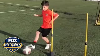 12-year-old Jack Panayotou has serious soccer skills | @TheBuzzer | FOX SOCCER